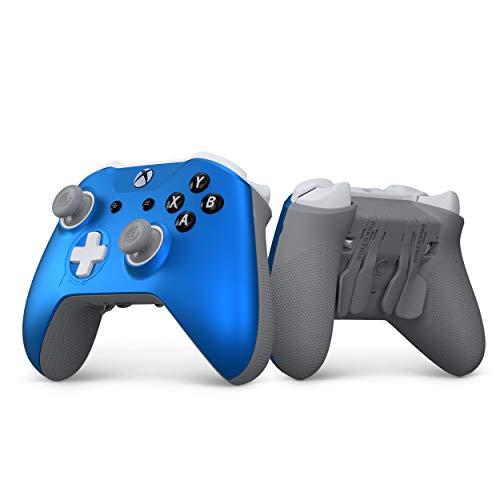 SCUF Prestige Custom Performance Controller for Xbox One, Xbox Series X|S, PC & Mobile - Blue & Gray - Xbox