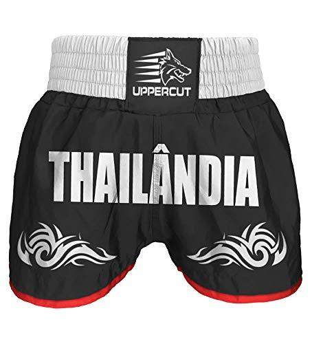 Calção Short Muay Thai - Thailand Write - M