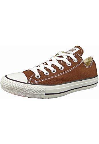Converse Chuck Taylor All Star Ox, Sneaker Unisex - Adulto, Marrone (Chocolate), 43 EU (9.5 UK)