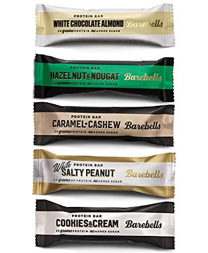 Barebells *New Mixed Proteinriegel 55g x 12 (Box mit 5 Geschmacksrichtungen)