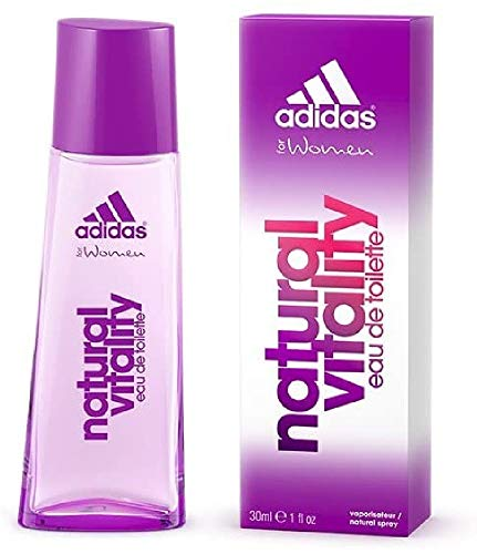 Adidas Natural Vitality Eau De Toilette Woda toaletowa dla kobiet 30ml