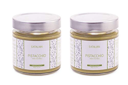 Crema di Pistacchio Spalmabile 200GR x 2 vasetti