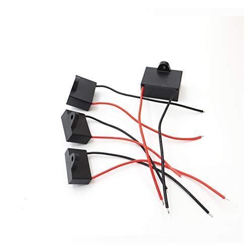 ZHENGLUSM Condensador Capacitador de ejecución 250V 1UF a 20UF CBB61 Fan Capacitor de Ventilador 2 Cables Motor Velocidad Refrigeración Tubo axial Centrifugal Speller 250VAC (Speed : 2.5UF)