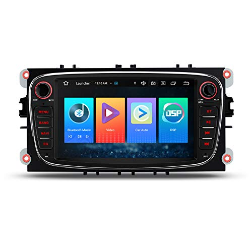XTRONS 7 Inch Android 10 Double Din Car Stereo Bluetooth Radio Player GPS...