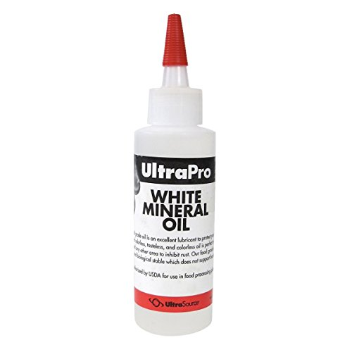 Food Grade Mineral Oil – 4 oz.