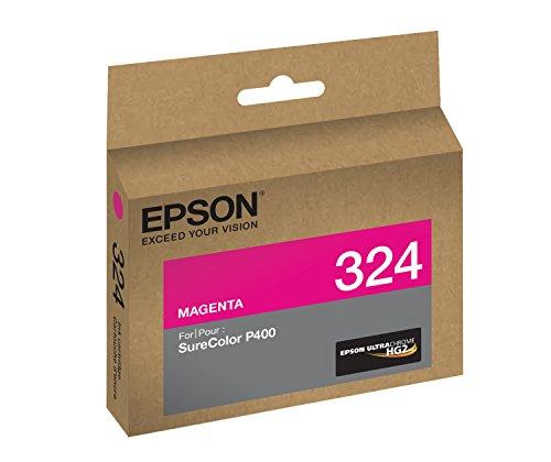 Epson T324320 Epson UltraChrome HG2 Ink (Magenta) Photo #3