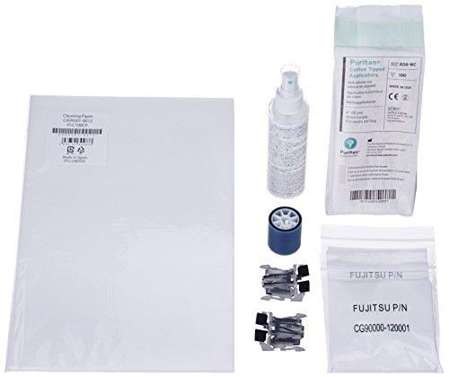 Fujitsu Imaging CG01000-507001 Scanaid Cleaning & Consumable Kit for FI-4120C/FI-4220C