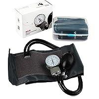 プロの血圧、手動の血圧のカフ、上腕血圧モニター液体耐久キャリングケース-正確な測定のための生涯キャリブレーション