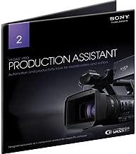 Vegas Pro Production Assistant 2