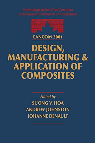 CANCOM 2001 Proceedings of the 3rd Canadian International Conference on Composites (English Edition)