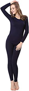 Women's Thermal Underwear Long Johns Set with Soft Fleece Lined