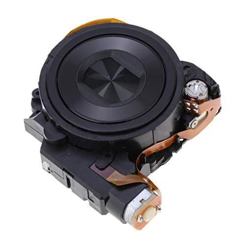Homyl Conjunto De Unidad De Zoom del Objetivo para Samsung ST66 ES95 ST150F DV150 DV180, Negro