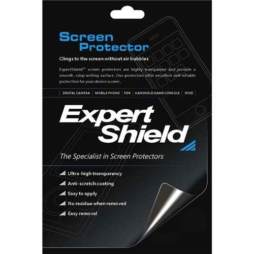 Expert Shield screen protector for: Lumix G7 - Crystal Clear