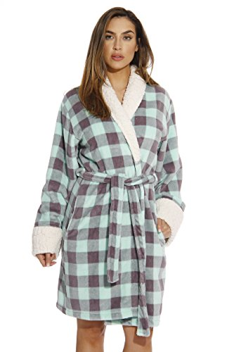 Just Love Kimono Robe Bath Robes for Women 6343-10197-M