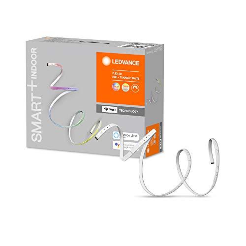 Ledvance Smart+ Flex Multicolor Tira de luz LED Inteligente, Colores RGB Variables