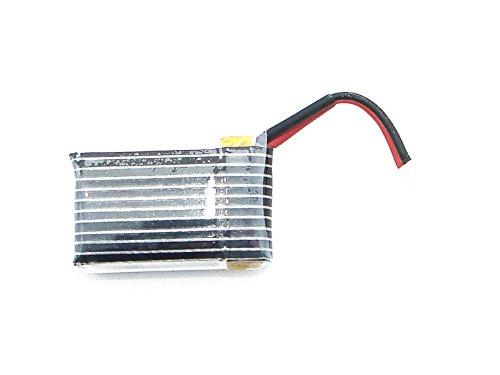 efaso 1X Batteria Li-Po 300mAh Adatto per UDI U816, WL Toys V939, Robbe Nano Loop, Hubsan X4H107, Mini Pet, Mini CP, Genius CP, HM Mini CP 1110-z17, Pichler c6106, X di Dart