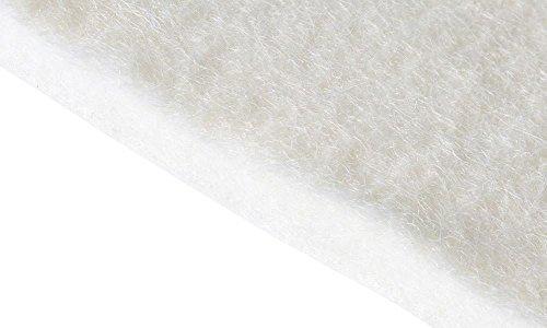Hapla - Acolchamiento para podología 5mm fieltro 22.5 x 45cm (1)