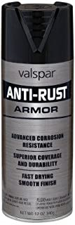 Anti-Rust Armor Black Spray Paint Gloss [Set of 6]