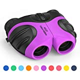 DMbaby Girls Toys for 3-12 Year Old, Childrens Binoculars for Outdoor Travel Hunting Toys for Boys Girls 3-12...