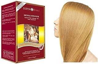 Surya Brasil Products Henna Powder, Swedish Blonde, 1.76 Ounce