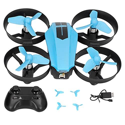 Xiuganpo Udirc U46 Mini Drone, 2,4 GHz Drone Radiocomandato Quadricottero con Altitude Hold e Headless Mode, Portatile Luce a LED Drone Telecomandato per Principianti e Bambini di Droni