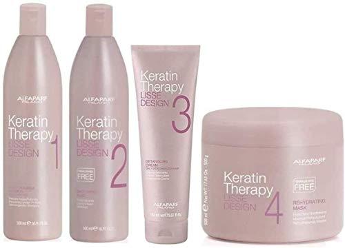 ALFAPARF Lisse Design Keratin Therapy Tratamiento...