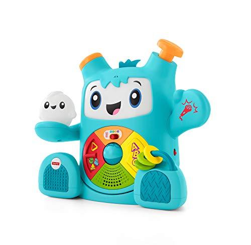 Fisher-Price Mon Ami Rocki robot interactif jouet...