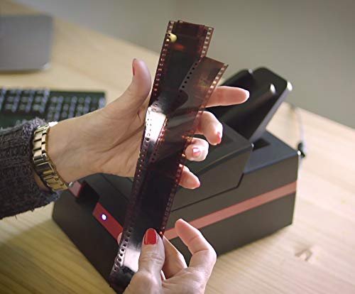 Pacific Image PowerFilm CCD Automated 35mm Film Scanner, Up to 24 Sec/Frame at 6MP...