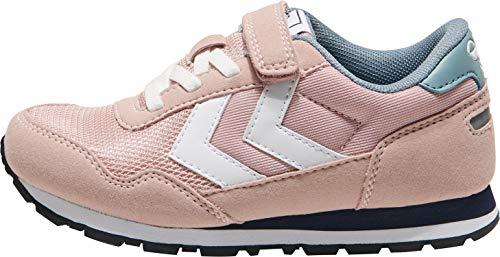 hummel Mädchen Reflex JR Sneaker, Pink (Pale Mauve 3862), 28 EU