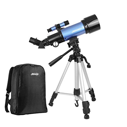 Best Buy! Keitio Astronomical Telescope with High Tripod Backpack Land Space Erected Image Telescope...
