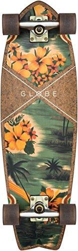 Globe Men's Sun City aimez Skater Nous Vous proposons des planches Design au Rapport qualité Prix Incomparable, Coconut/Hawaiian, 30