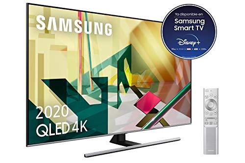 SAMSUNG QLED 4K 2020 75Q75T - Smart TV de 75\