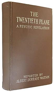 Hardcover The Twentieth Plane: A Psychic Revelation Book