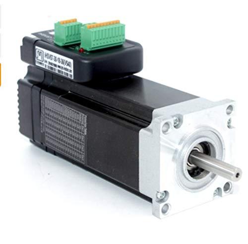 180W 3000rpm NEMA23 0.57Nm integrierter Servomotor 36VDC JMC iHSV57-30-18-36