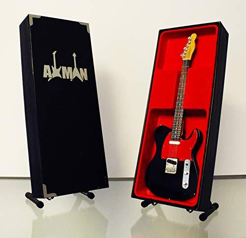 Axman Wilko Johnson (Dr. Feelgood): Fender Telecaster - Réplica en miniatura de guitarra