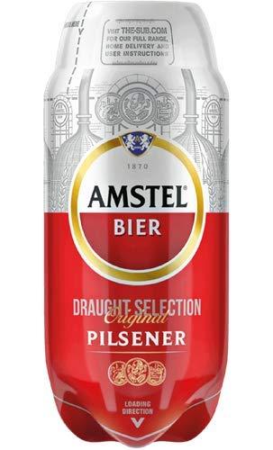 Les5CAVES - Amstel - Fût The SUB Torp 2L