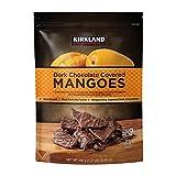 Kirkland Dark Chocolate Covered Mangoes 20.46 oz