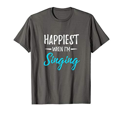 Singing Happiest