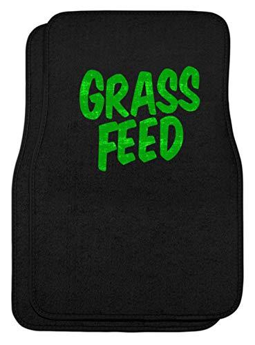 SPIRITSHIRTSHOP Grass Feed, grasvoering, gras, planten, voeding, veganistisch, veganistisch, automatten