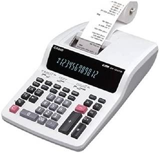 Calculadora Casio DR-120TM com Bobina 12 Dígitos 220V - Branco