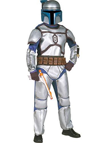 Star Wars Jango Fett Deluxe Kinderkostüm - Größe M - 127-137cm