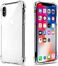 Premium Shieldz Apple iPhone Xs Case and Pro iPhone X Clear Case with Lifetime Replacement Warranty