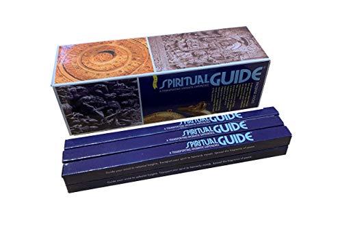 YesMandala Incienso Padmini - Spiritual Guide - 6 Cajas x 8 Varillas -