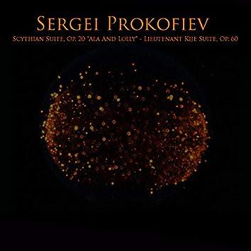 "Sergei Prokofiev: Scythian Suite, Op. 20 ""Ala and Lolly"" - Lieutenant Kije Suite, Op. 60"