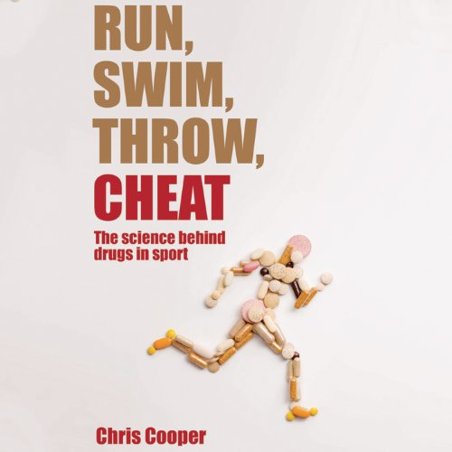 Run, Swim, Throw, Cheat audiobook cover art