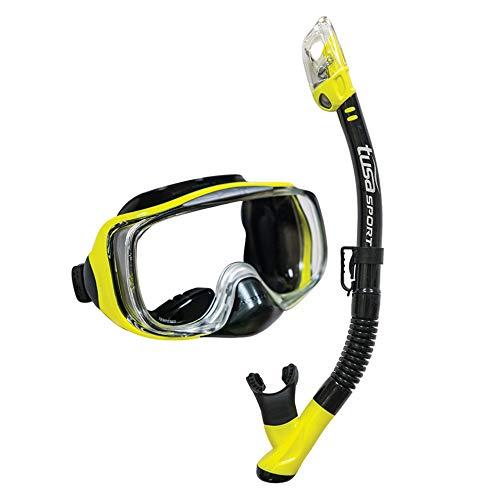 TUSA Imprex 3D Schnorchel-Set Maske...