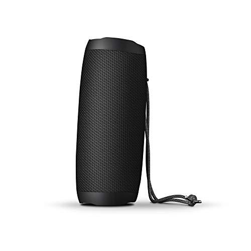 Energy Sistem Urban Box 5+ Altavoz portátil con Bluetooth y Tecnología True Wireless Space (20 W, TWS, Bluetooth 5.0, USB/microSD MP3 Player, FM Radio)