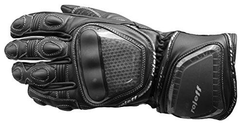 ROLEFF RACEWEAR Handschuhe, Schwarz, XL