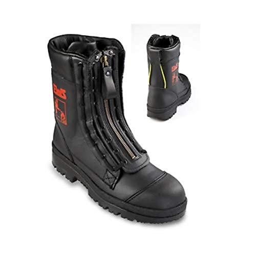 EWS Profi Feuerwehrstiefel Modell: 9210 Feuerwehr Rettungsdienst THW Stiefel, Größe: 46