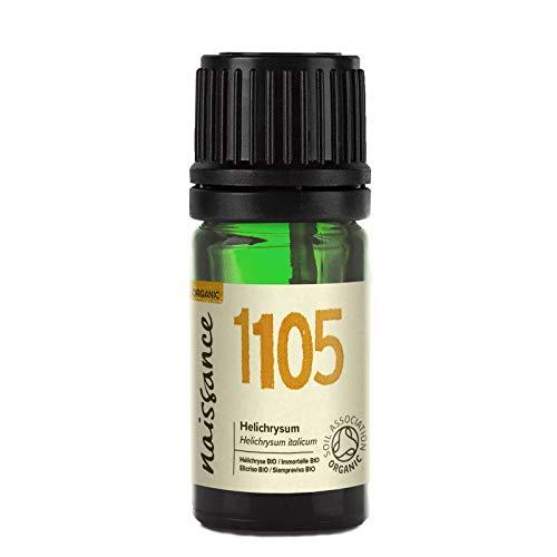 Naissance Immortelle (Helichrysum angustifolium) 5ml BIO zertifiziert 100% naturreines ätherisches Öl